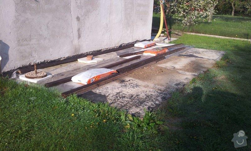 Betonáž podlahy (venkovní): 20140430_075742_resized