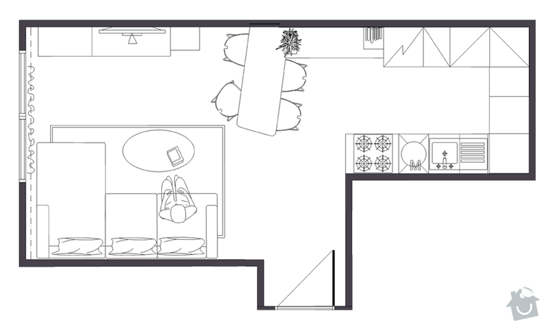 Návrh a rekonstrukce kuchyň : podorzs