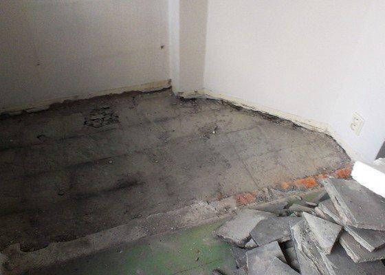 Rekonstrukce bytu 2+ kk, (50 m2 )