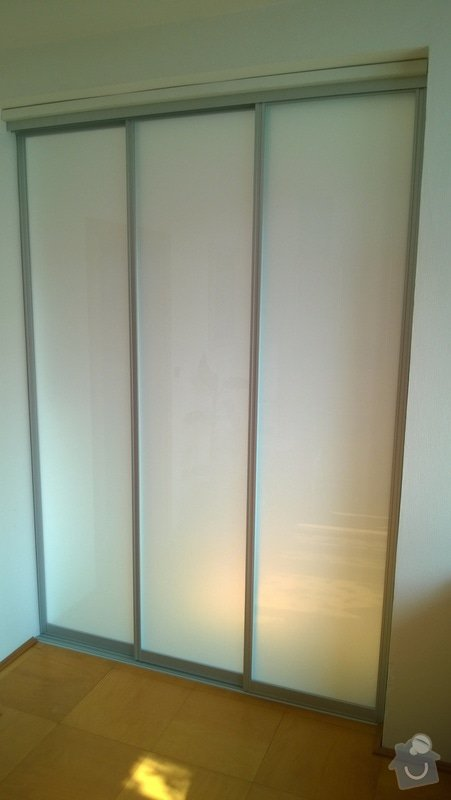 3 dílné posuvné interiérové dveře : WP_20140401_001