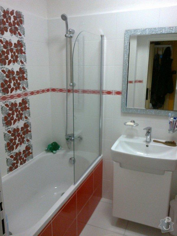 Rekonstrukce koupelny: 30042014547