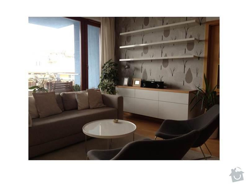 Návrh obývacího a dětského pokoje: Snimek4