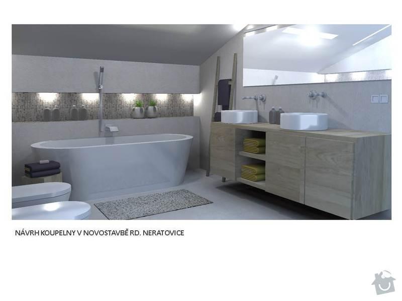 Návrh interiéru rodinného domu: Snimek2