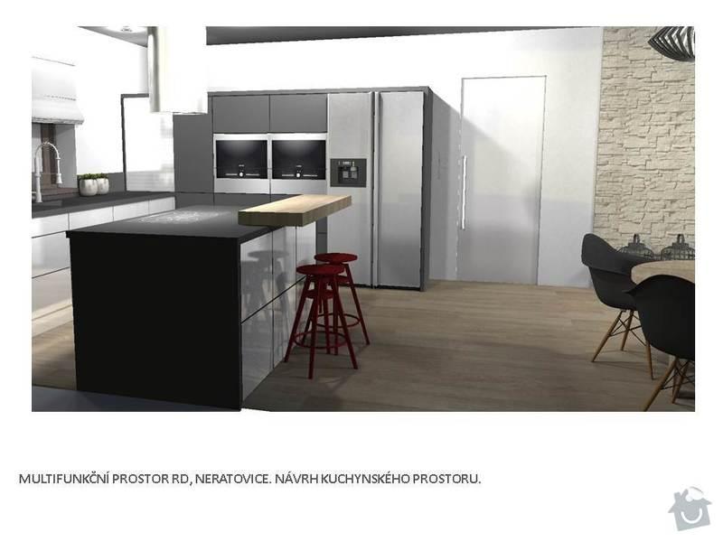 Návrh interiéru rodinného domu: Snimek3