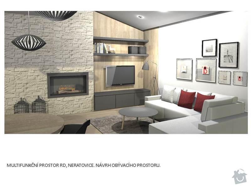 Návrh interiéru rodinného domu: Snimek4
