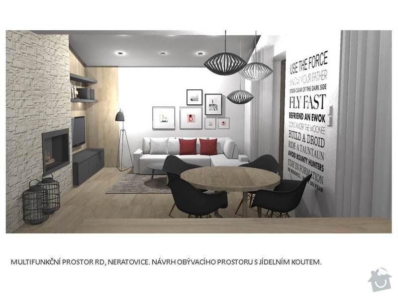 Návrh interiéru rodinného domu: Snimek5