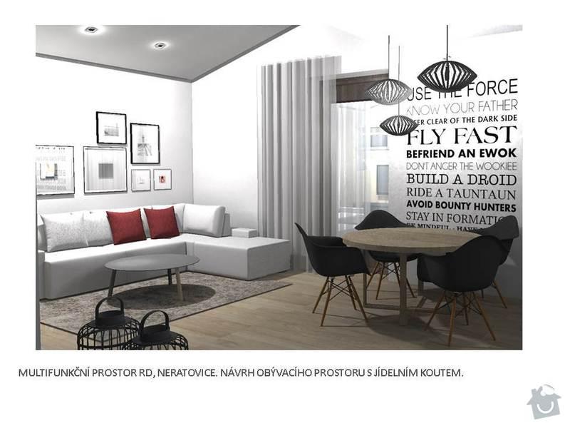 Návrh interiéru rodinného domu: Snimek6
