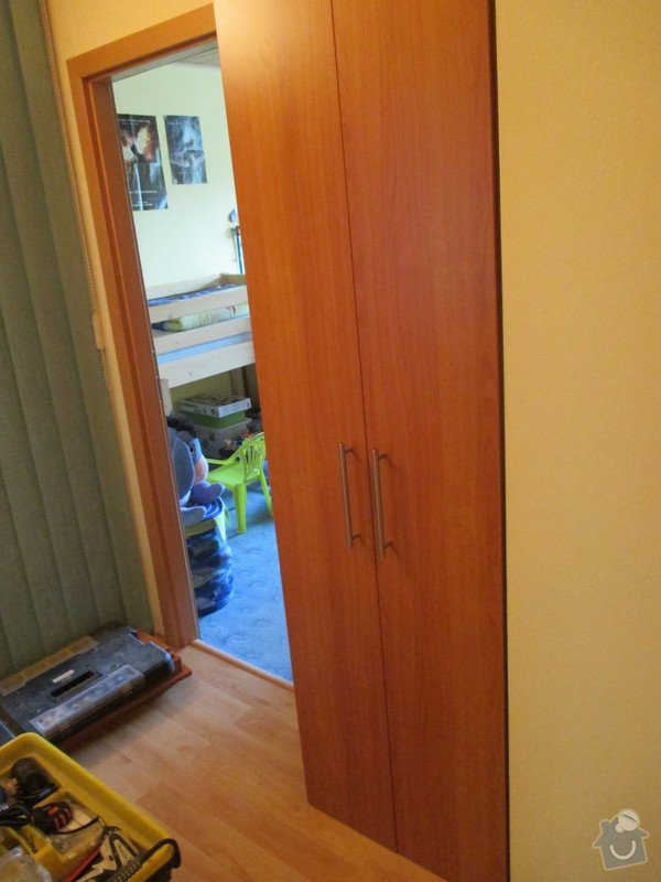 Předsín skříně věšáková stěna: IMG_0835