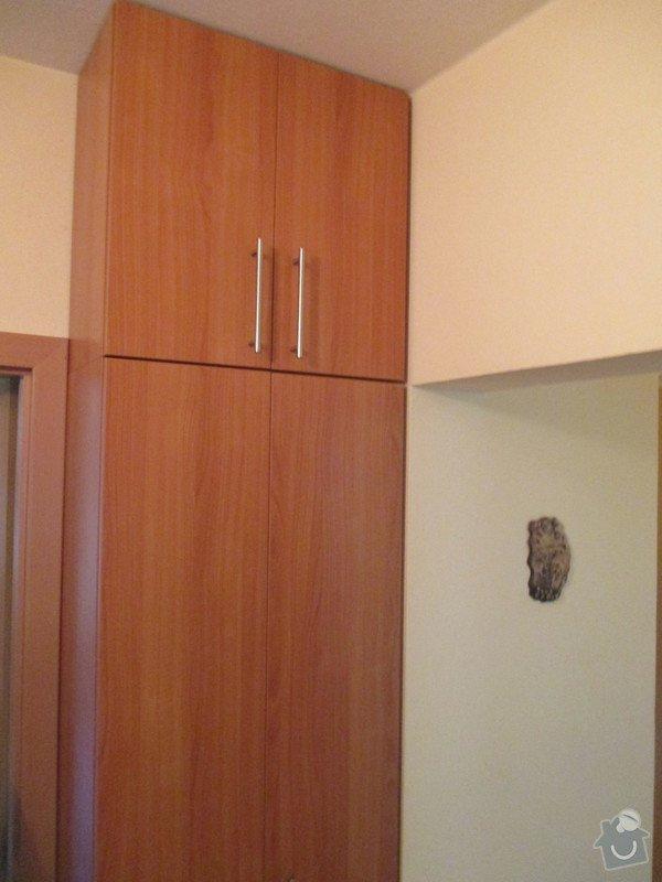 Předsín skříně věšáková stěna: IMG_0830