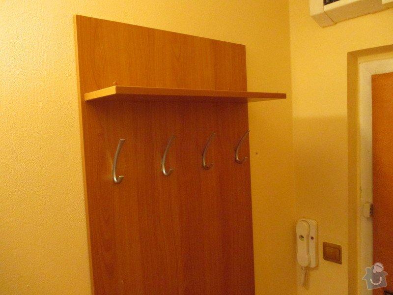 Předsín skříně věšáková stěna: IMG_0831