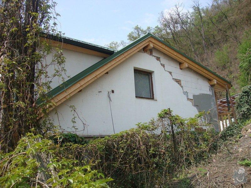 Fasádu domku : DSC03705