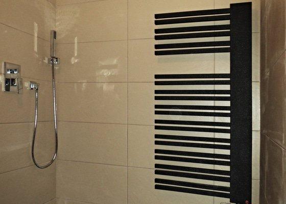 Rekonstrukce koupelny, WC a vymena stoupacek v Praze 9