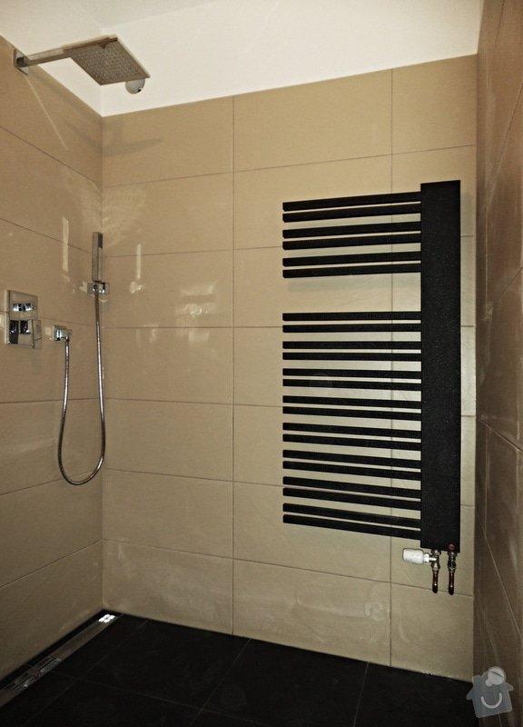 Rekonstrukce koupelny, WC a vymena stoupacek v Praze 9: 001