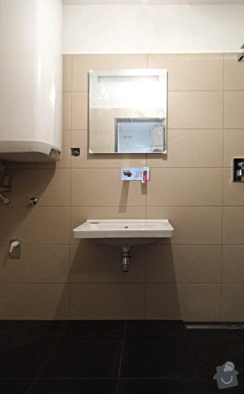 Rekonstrukce koupelny, WC a vymena stoupacek v Praze 9: 002