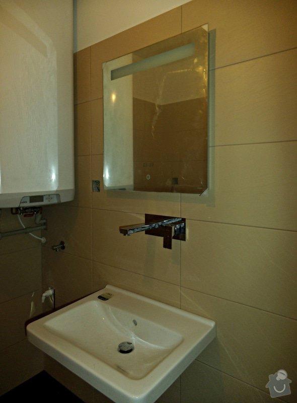 Rekonstrukce koupelny, WC a vymena stoupacek v Praze 9: 005