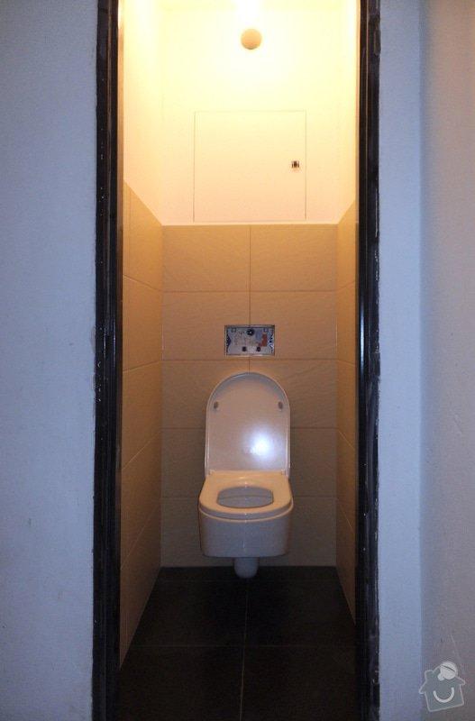 Rekonstrukce koupelny, WC a vymena stoupacek v Praze 9: 008