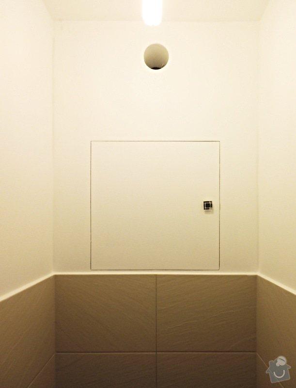 Rekonstrukce koupelny, WC a vymena stoupacek v Praze 9: 010