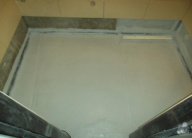 Rekonstrukce koupelny, WC a vymena stoupacek v Praze 9: 011