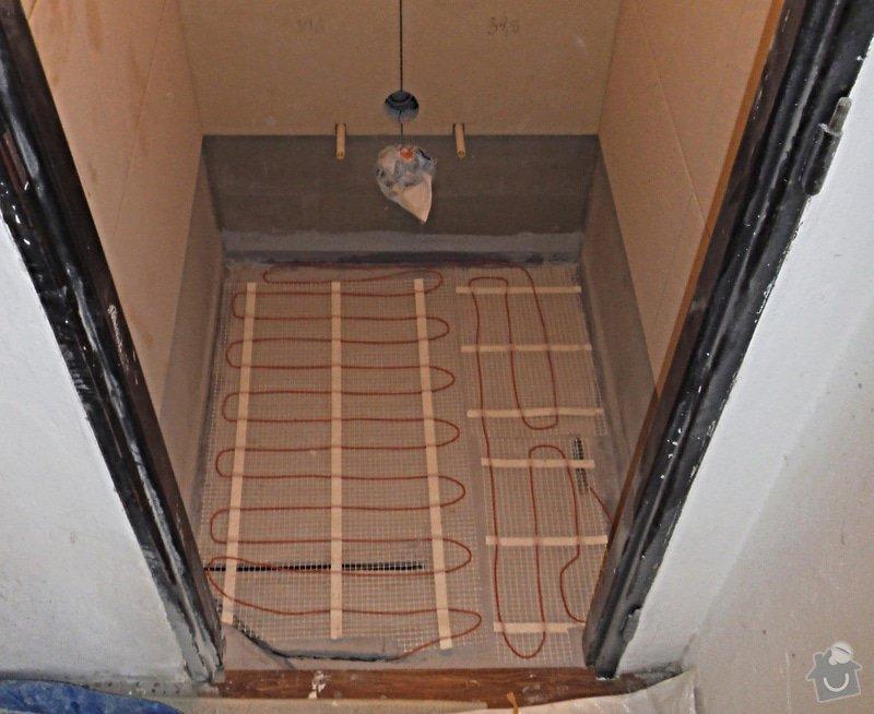 Rekonstrukce koupelny, WC a vymena stoupacek v Praze 9: 012