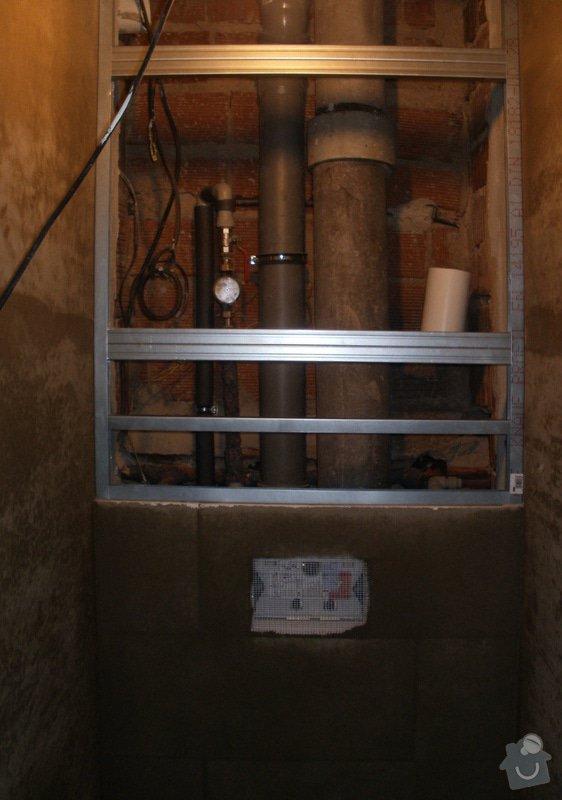 Rekonstrukce koupelny, WC a vymena stoupacek v Praze 9: 014