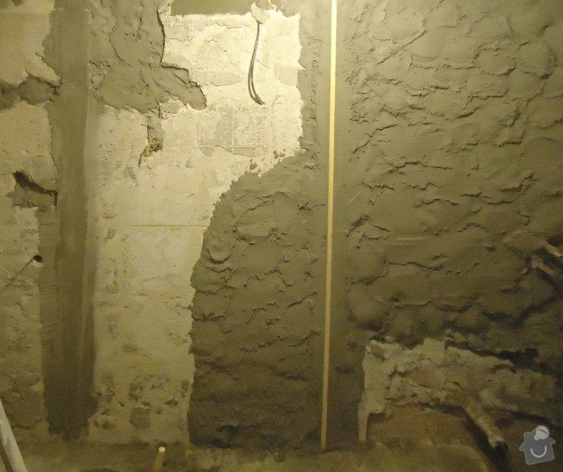 Rekonstrukce koupelny, WC a vymena stoupacek v Praze 9: 015