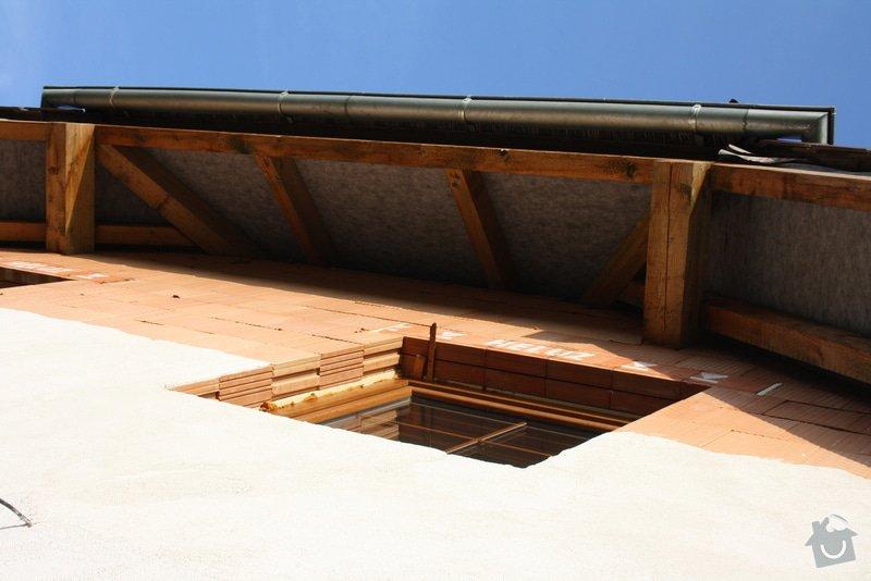 Podbití střechy: IMG_5298