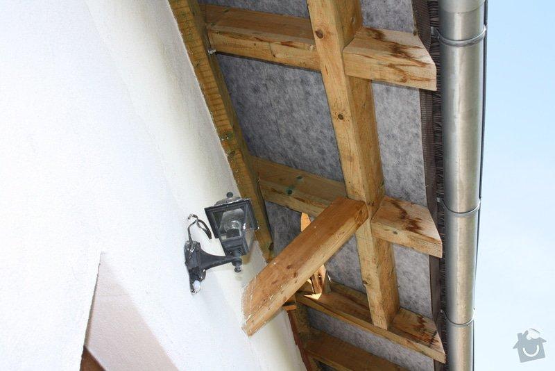 Podbití střechy: IMG_5312