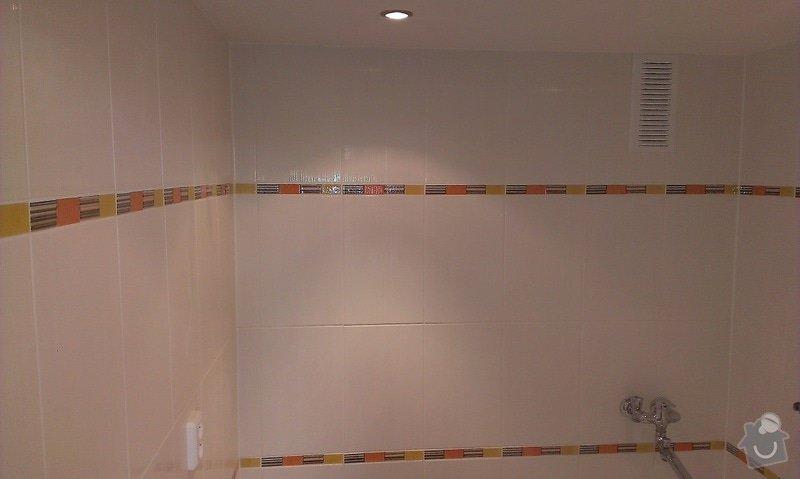 Rekonstrukce koupelny: koupelna2
