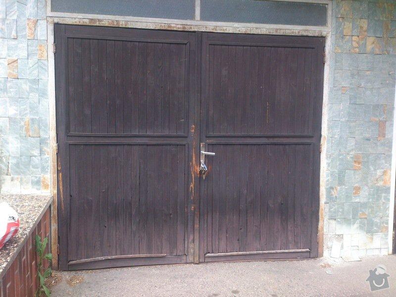 Oprava/renovace vrat do garáže: DSC_0154