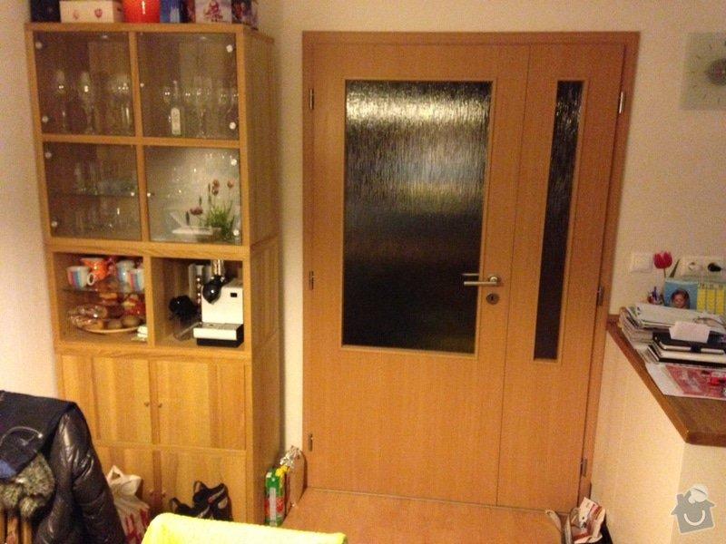 Posuvné dveře: dvere