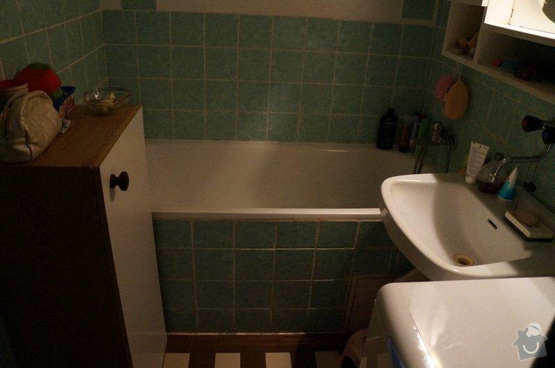 Rekonstrukce koupelny a záchodu: DSC07124