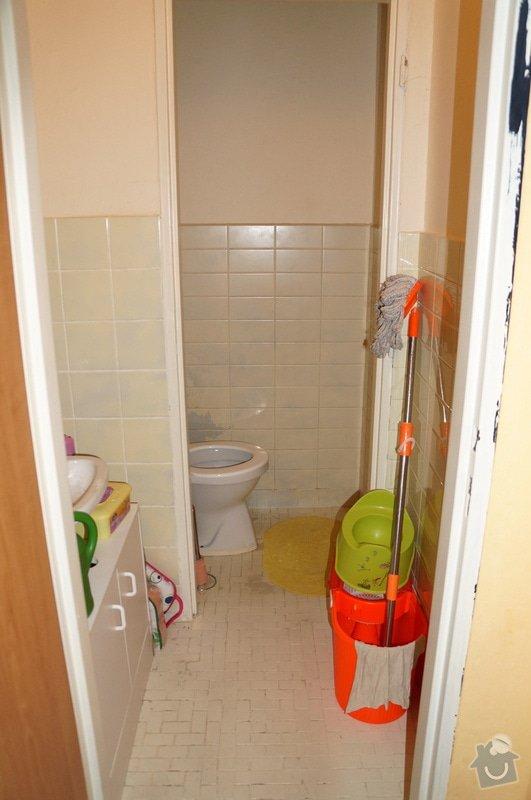 Rekonstrukce koupelny a záchodu: DSC07125