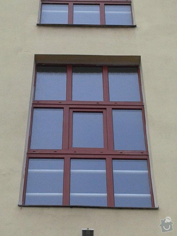 Výměna oken na chodbách: 20140401_104013
