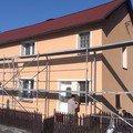 Zhotoveni nove fasady zhotoveni vyrovnavajici sterky nove fas imag0670