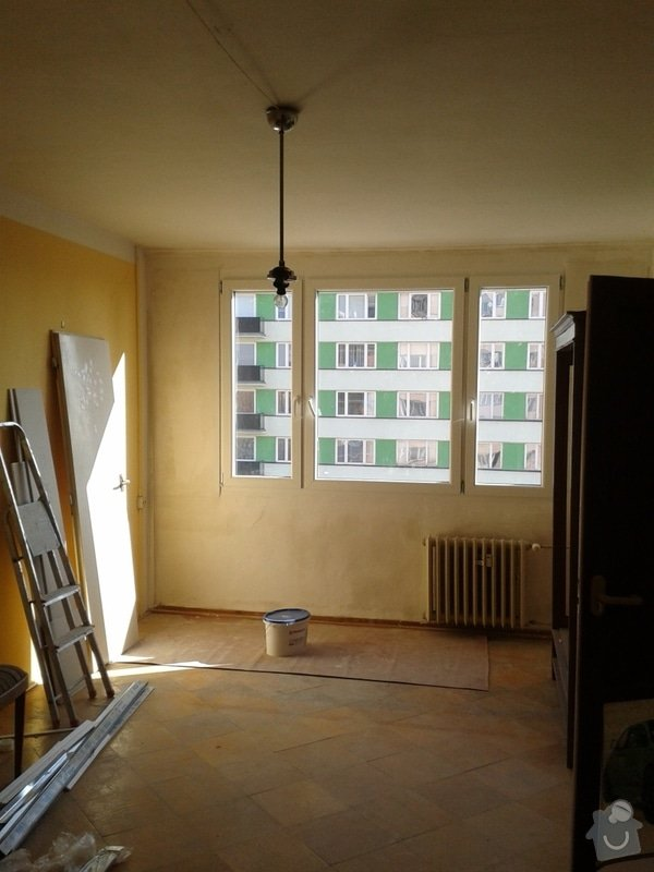 Dodávka a montáž plastových oken a balkonových dveří: 20140313_094030