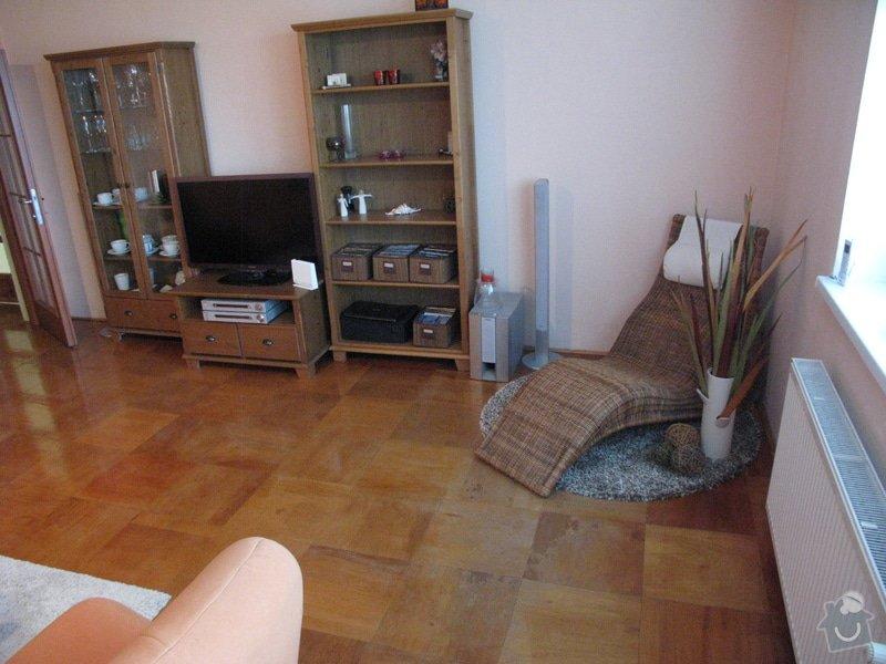 Oprava stěn + nová podlaha + malování : IMG_4710