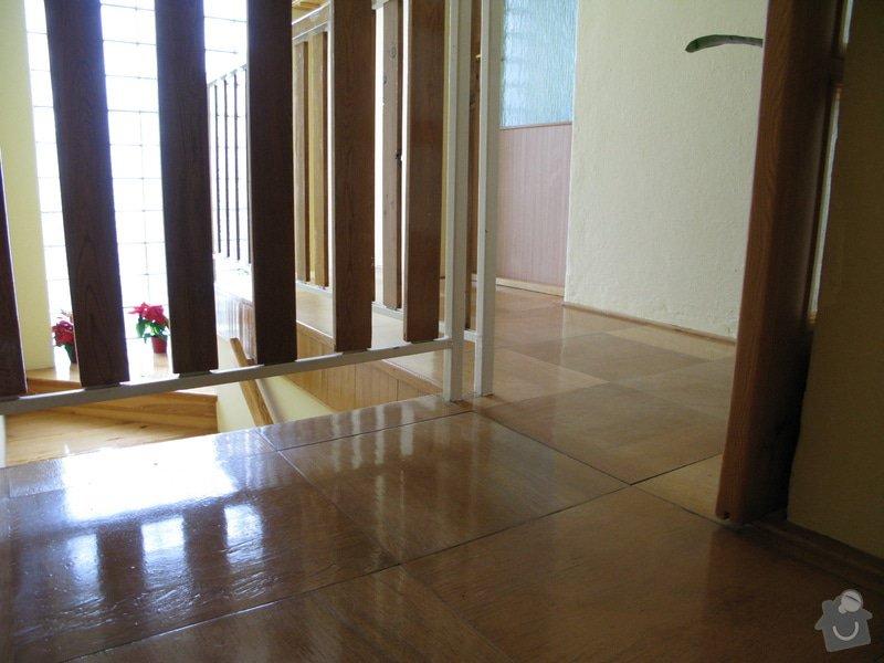 Oprava stěn + nová podlaha + malování : IMG_4714
