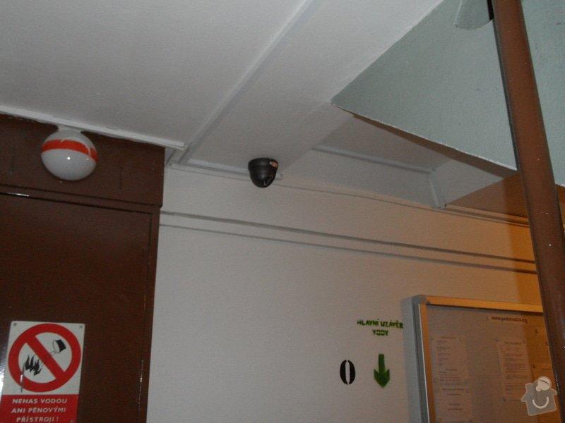 Instalaci kameroveho systemu ve suterenu paneloveho domu: SAM_3096
