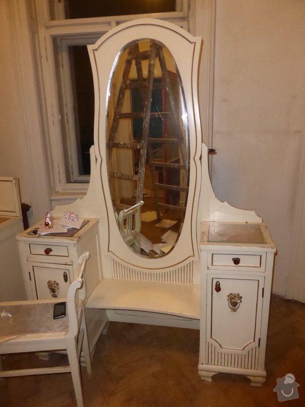 Renovace skříní v ložnici (6 ks): P1000196