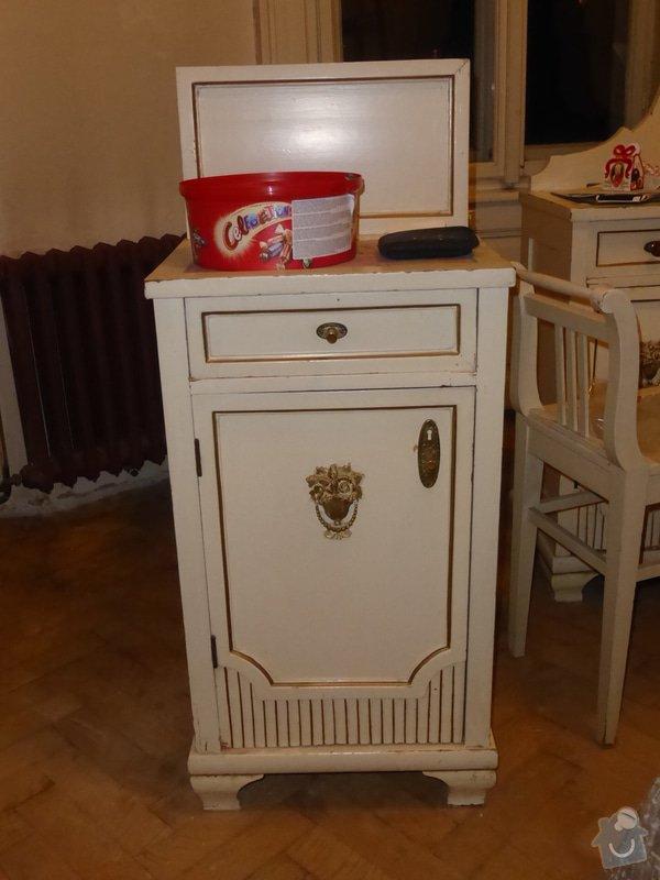 Renovace skříní v ložnici (6 ks): P1000197