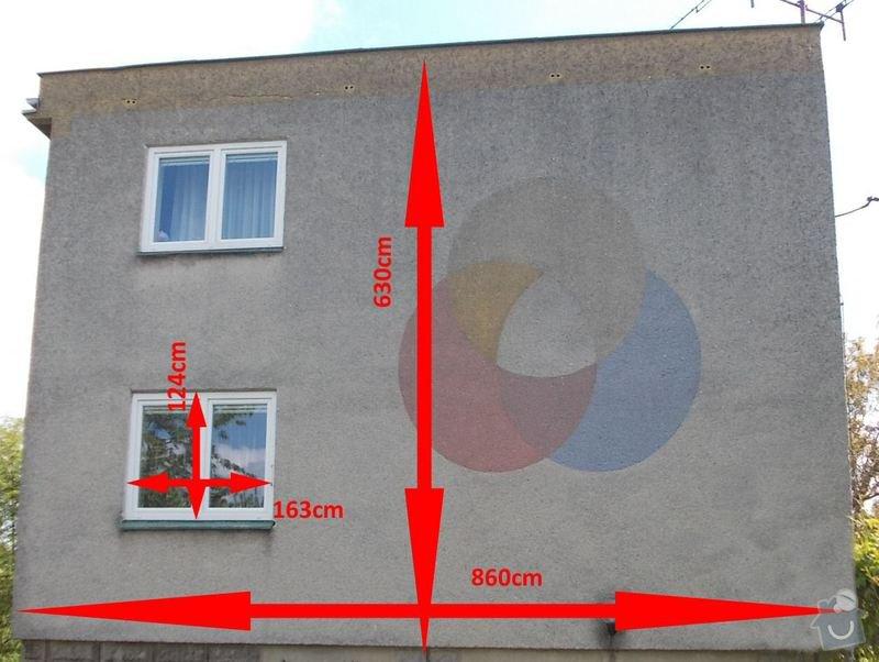 Zateplení stěn RD: Pohled_Z