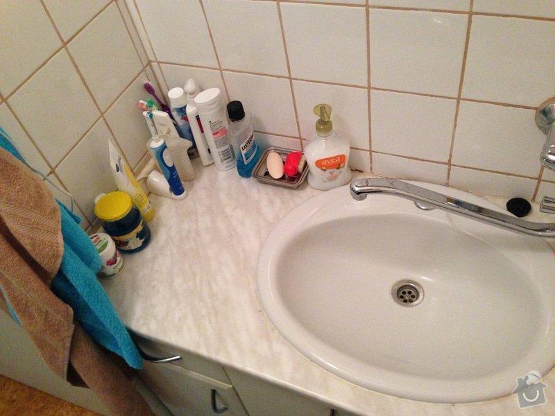 Rekonstrukce koupelny a wc - panelak: IMG_1778