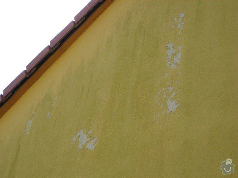 Opravu fasády domu 57m2: 004