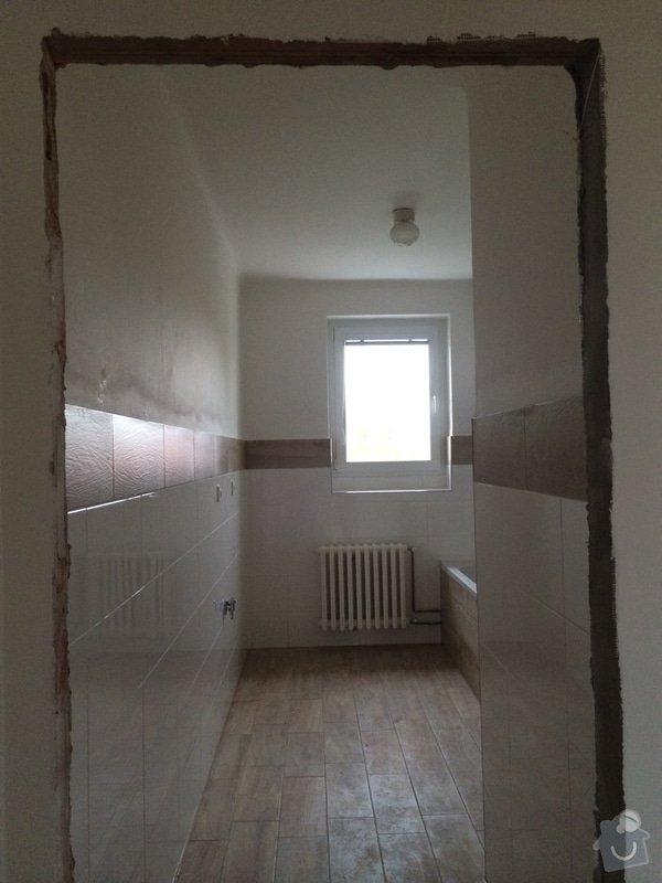 Montáž 7 dveří včetně zárubní: IMG_2633