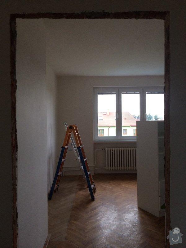 Montáž 7 dveří včetně zárubní: IMG_2634