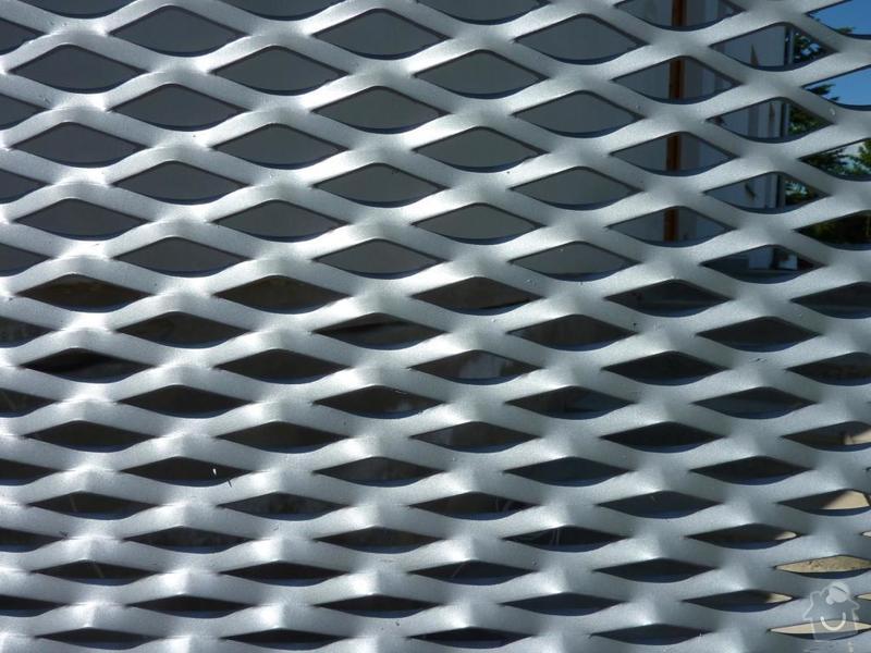 Brána a branka z tahokovu: detail_03