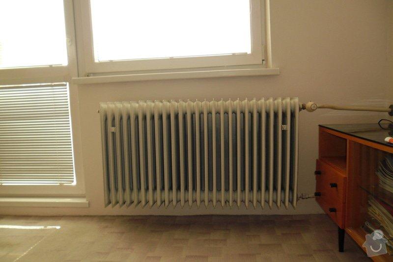 Výměna radiátorů, 2 ks: SAM_1081