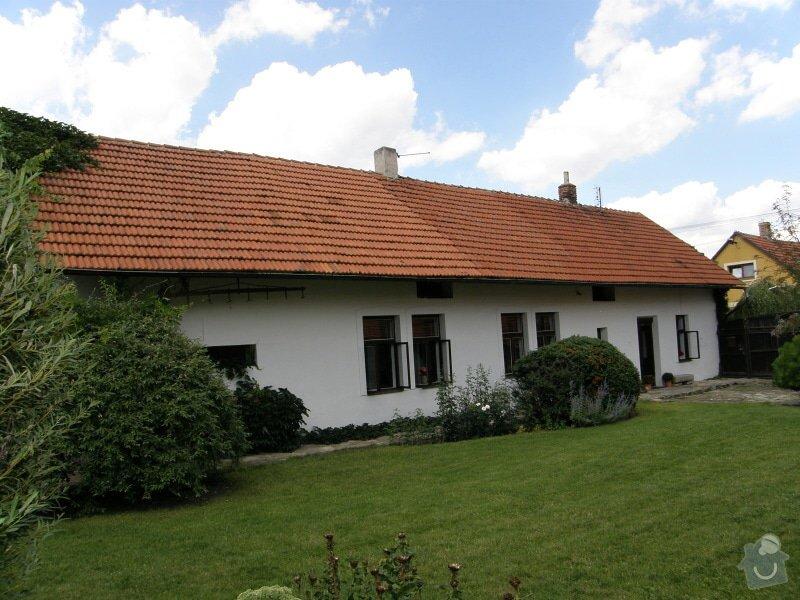 Úprava a revitalizace zahrady po dokončené rekonstrukci domu: P8010126