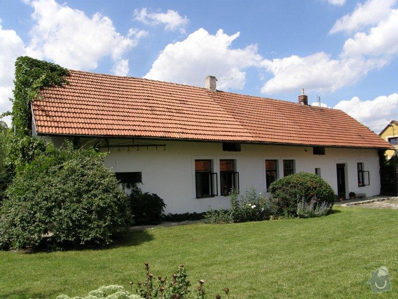 Úprava a revitalizace zahrady po dokončené rekonstrukci domu: P8010138