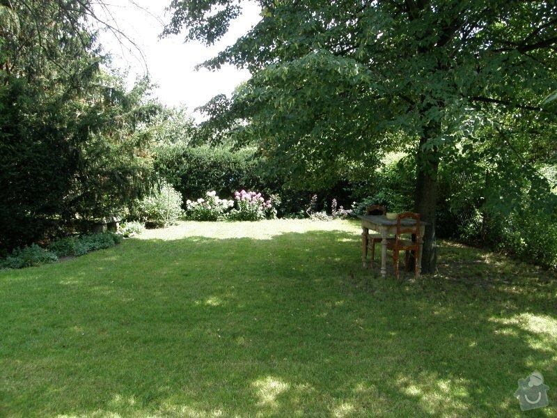 Úprava a revitalizace zahrady po dokončené rekonstrukci domu: P8010141